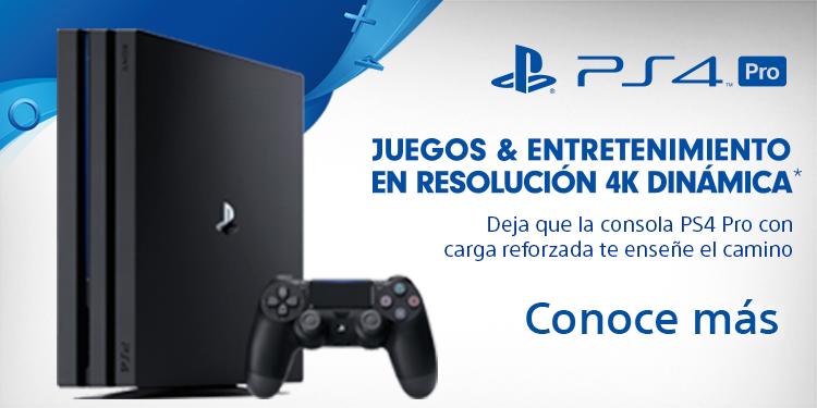Consola PS4 Pro