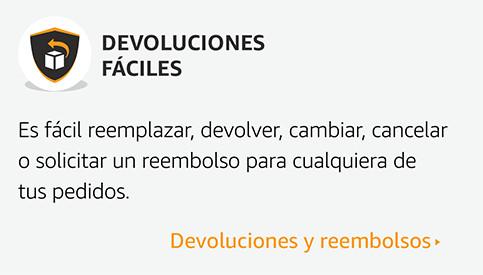 Devoluciones fáciles