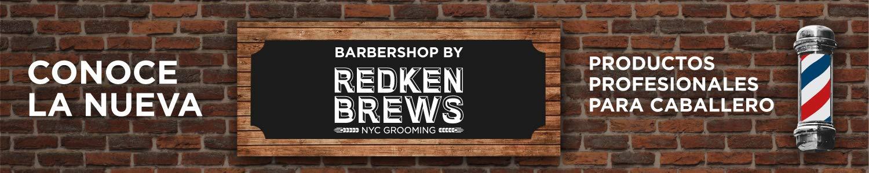 Redken Barbershop