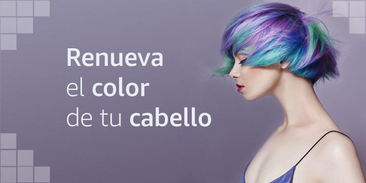 Renueva el color de tu cabello