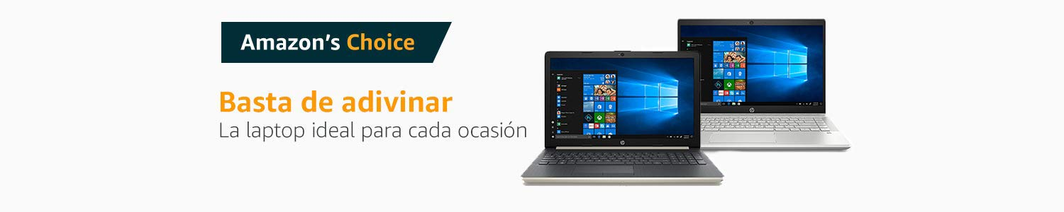 Las laptops de Amazon's Choice