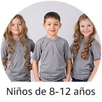 Niños 8-12