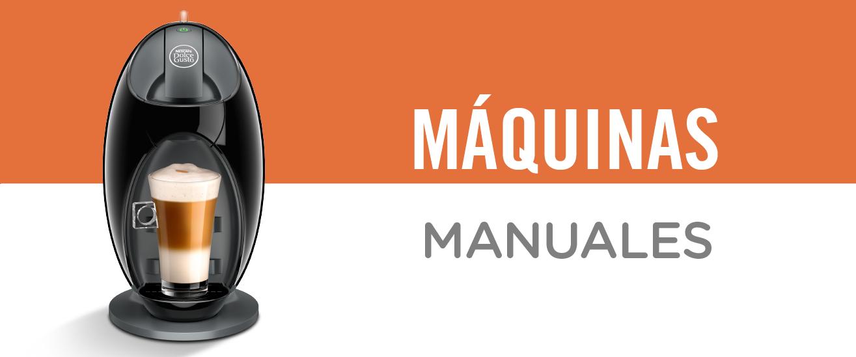 Máquinas Manuales
