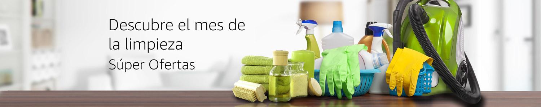 Descubre las Super Ofertas del Mes de la Limpieza