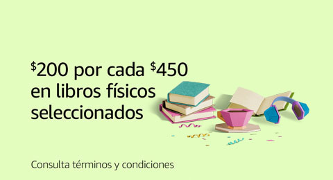 Promoción libros