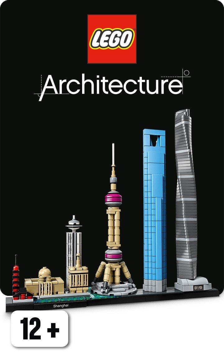LEGO Arquitecture