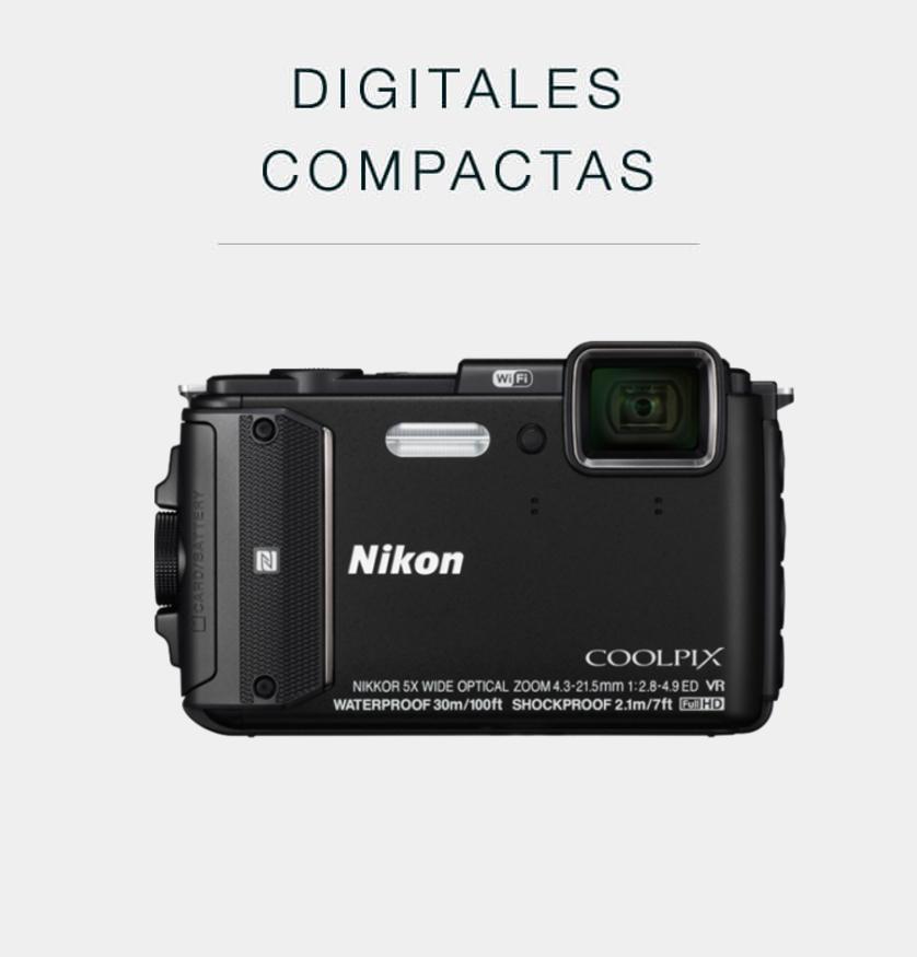 Cámaras digitales compactas
