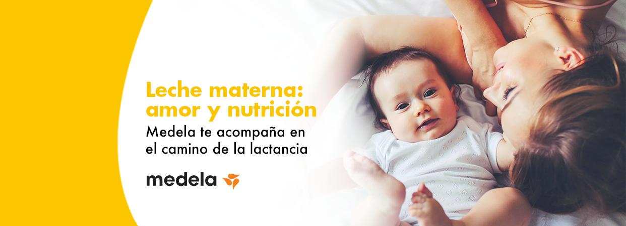 Leche materna: amor y nutrición