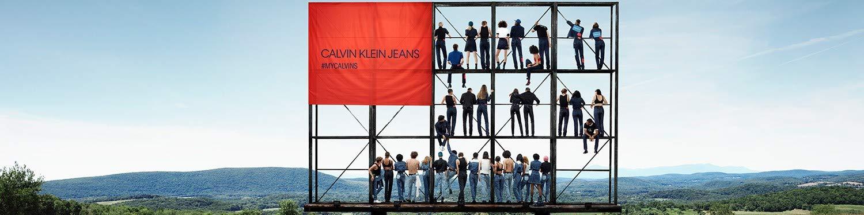 Calvin Klein Jeans #MYCALVINS