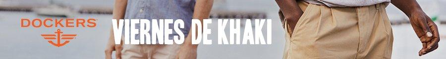VIERNES DE KHAKI