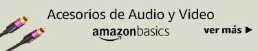 Amazon Basics en Audio y video