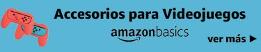 Amazon Basics en Videojuegos