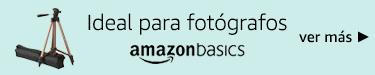 Amazon Basics en Cámara y Fotografía