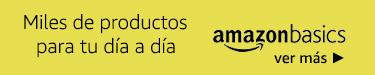 Amazon Basics para tu día a día