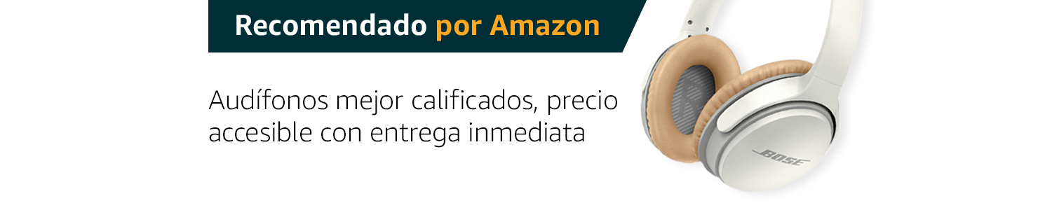 Amazon Choice Audífonos