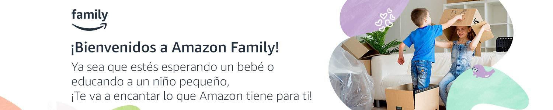¡Bienvenidos a Amazon Family!