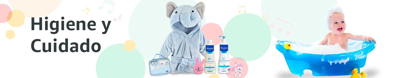 Higiene y cuidado de bebé
