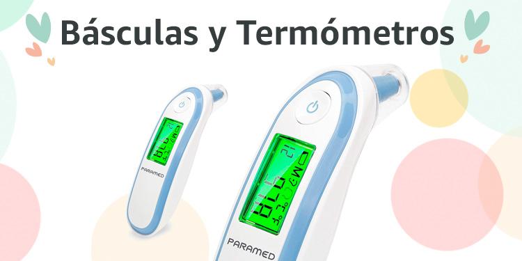 Básculas y termómetros