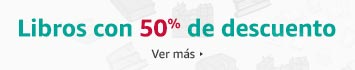 50% en libros seleccionados