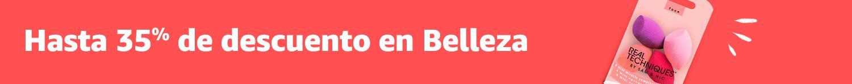 Hasta 35% en Belleza
