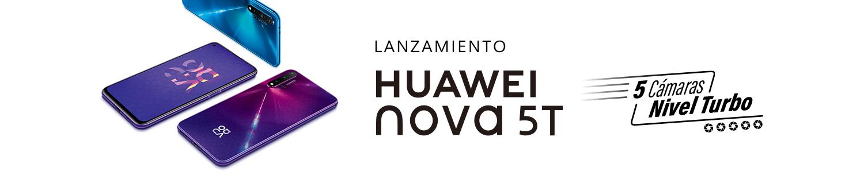 Lanzamiento Huawei Nova 5T