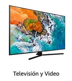 Televisión y video