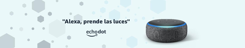 Alexa, prende las luces | Echo Dot