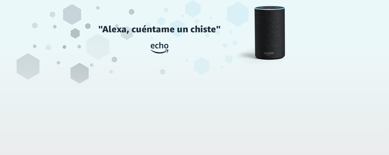 Alexa, cuéntame un chiste | Echo
