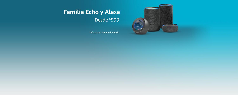 Alexa, prende las luces | echo dot | $999