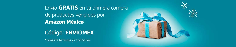 Envíos gratis en tu primera compra de productos vendidos por Amazon mexico y amazon estados unidos