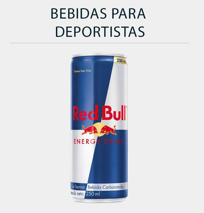 Bebidas para Deportistas