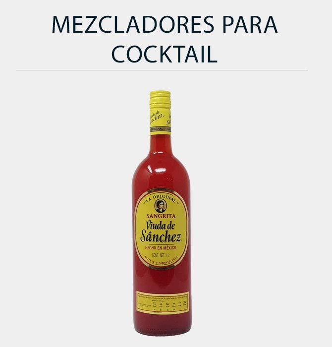 Mezcladores para Cocktail