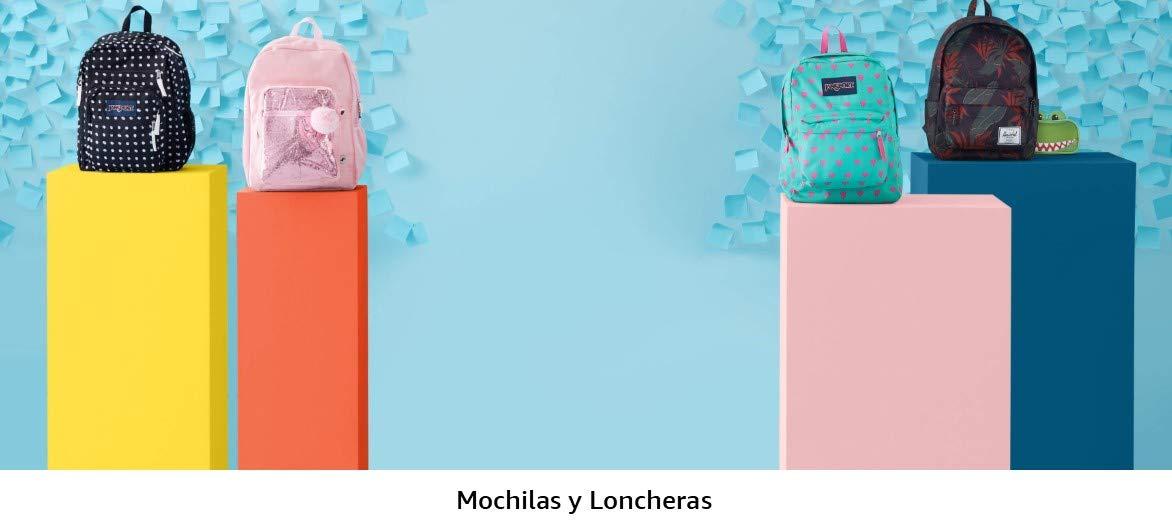 Mochilas y loncheras