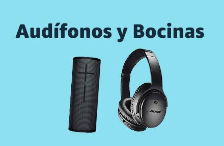 Audífonos y Bocinas