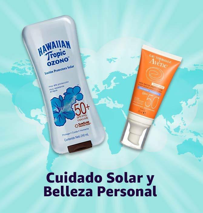 Cuidado Solar y Belleza Personal
