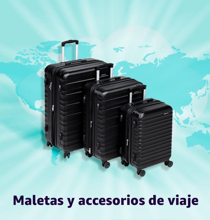 maletas y accesorios de viaje