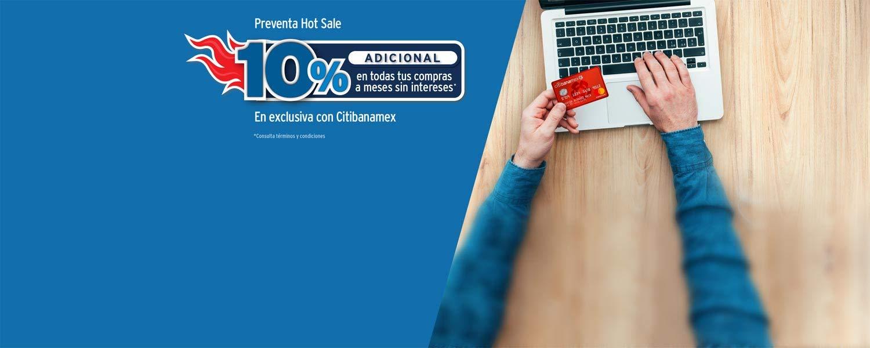 Citi Banamex Hot Sale