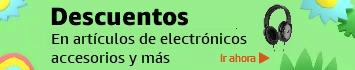 Descuentos en Electrónicos y Accesorios