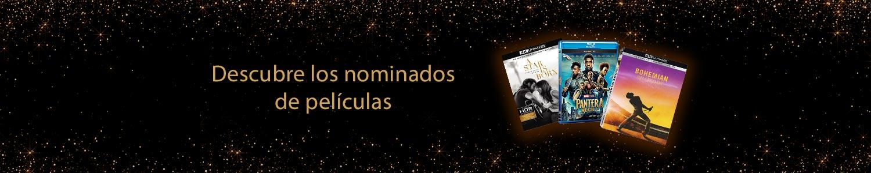 Descubre los nominados de películas