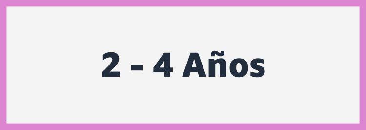 2 a 4
