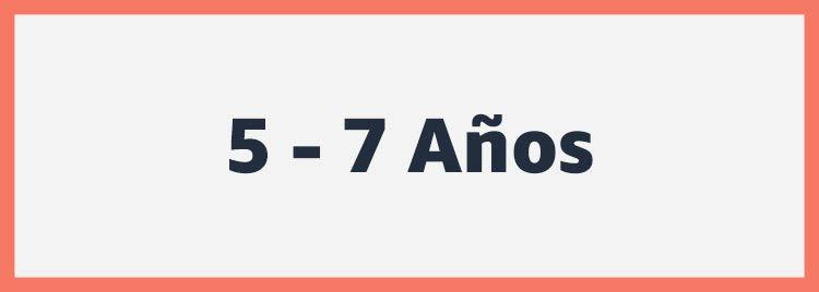 5 a 7