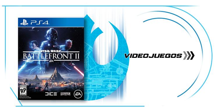 Videojuegos Star Wars