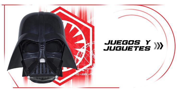 Juegos y Juguetes Star Wars