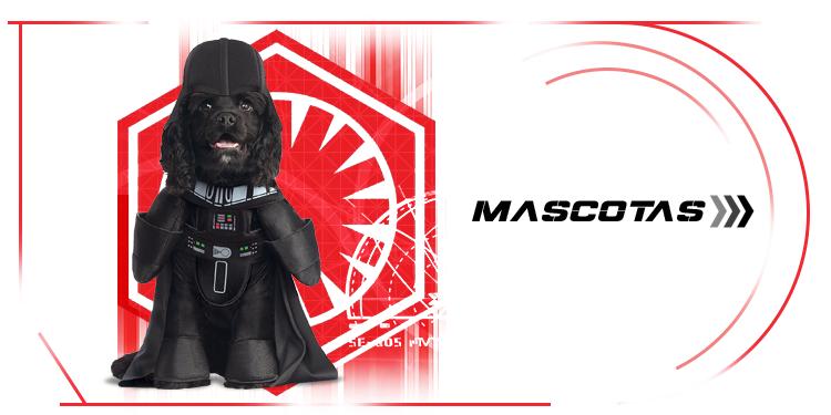 Mascotas Star Wars