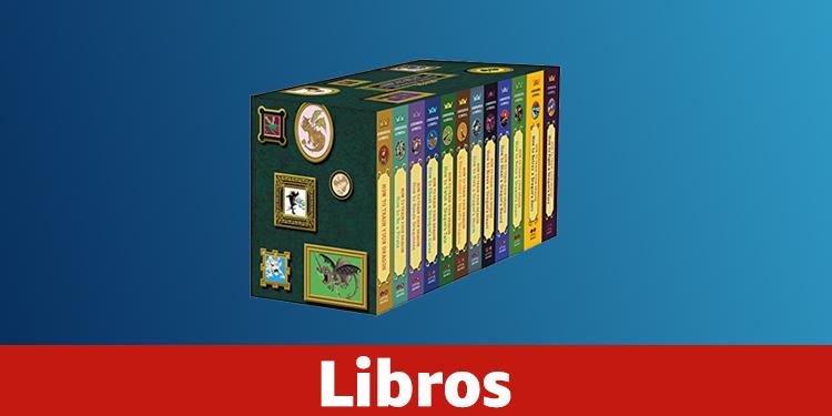 Libros Dragons 3