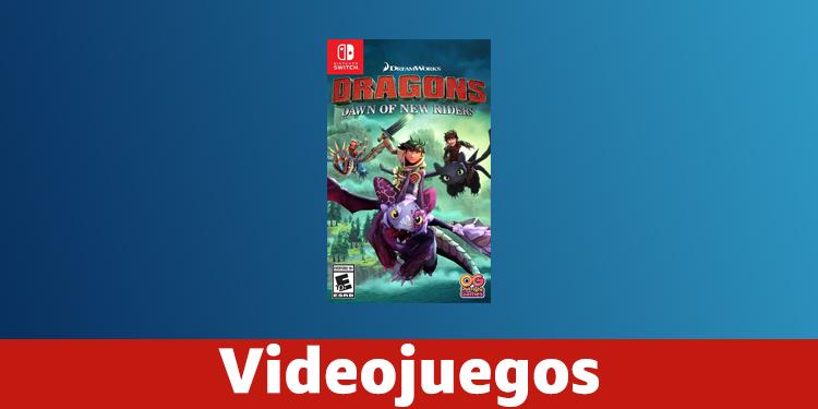 Videojuegos Dragons 3