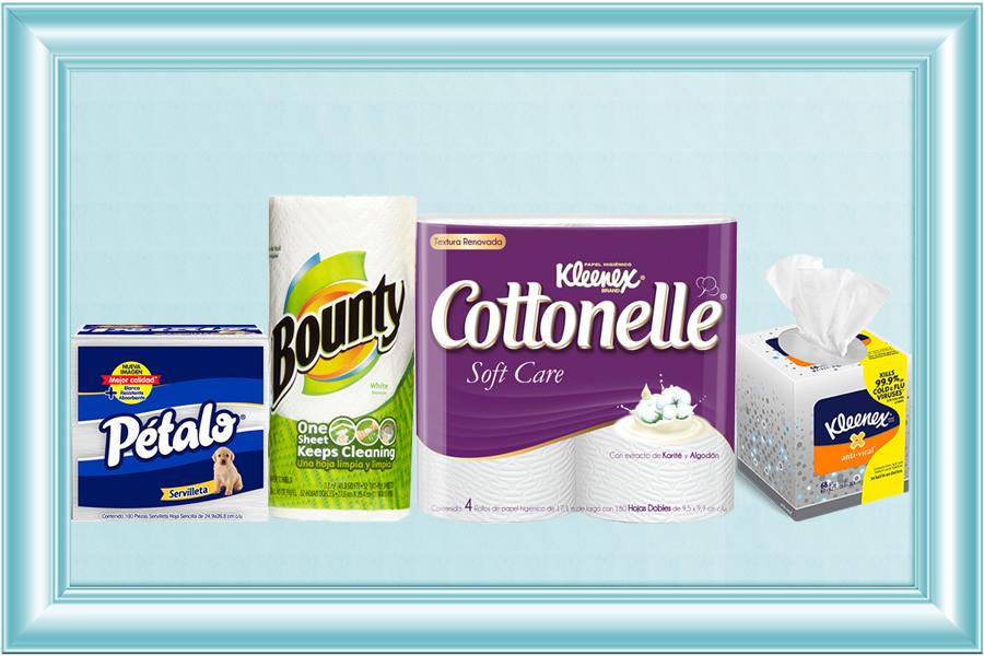 Higiénicos y pañuelos
