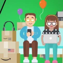 Envío GRATIS en tu primera compra en productos vendidos por Amazon Mx y Amazon EE.UU.