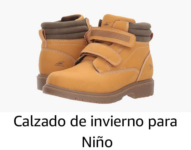 botas niño