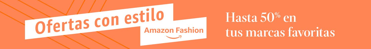 Ofertas con Estilo Amazon Fashion